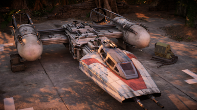 Red Squadron Y-Wing
