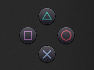 Ps4 Button Layout UI
