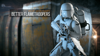 Ortho's First Order Flametroopers