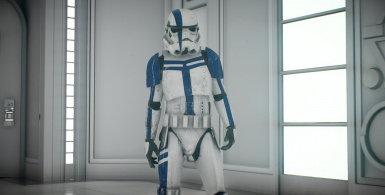 Imperial Stormtrooper Commander