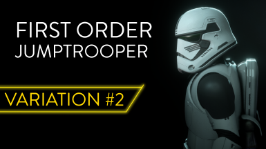 First Order Jumptrooper Variation No.2