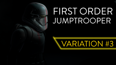 First Order Jumptrooper Variation No.3