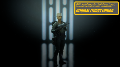 OfficialMangos Unit Overhaul - Original Trilogy