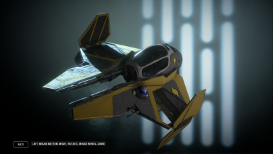 Yet Another Anakin's Jedi Interceptor Mod