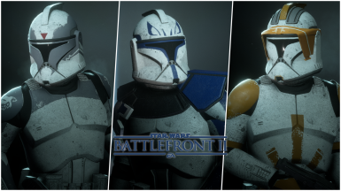 Commanders of the Clone Army (part 1)