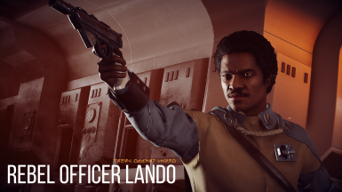 Rebel Officer Lando