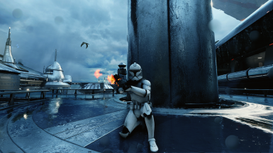 Gearless Clone Heavy on Kamino