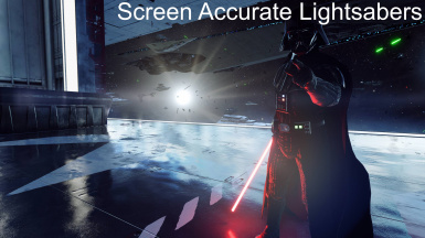 Screen Accurate Lightsabers