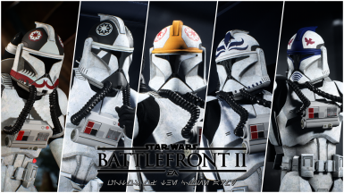 Pilots of the Clone Army
