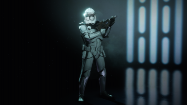 Arc Trooper (Phase II) to Finn replacement