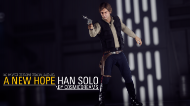 Cosmic's A New Hope Han Solo