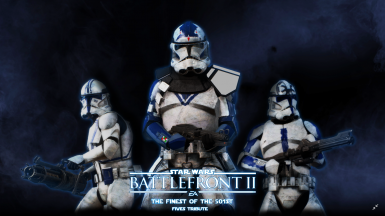 The Finest of the 501st - Fives Tribute