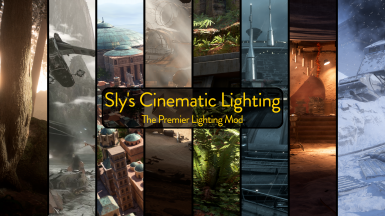 Sly's Cinematic Lighting Overhaul