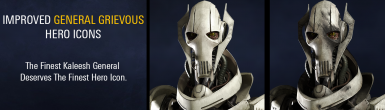 Improved General Grievous Hero Icon