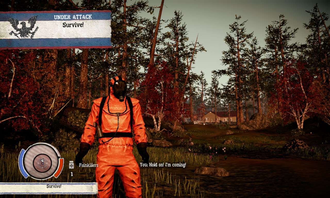 Hazmat Marcus Campbell At State Of Decay Nexus Mods And
