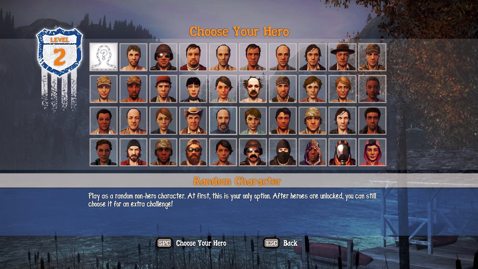 Unloack All Characters Braekdown Yose At State Of Decay Nexus  Mods And Munity