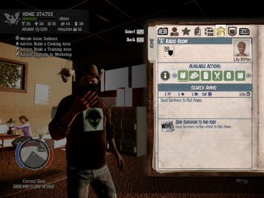 Top mods at State of Decay Nexus - Mods and community