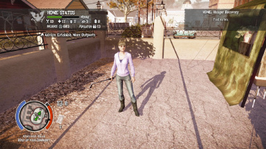 Playable Lily Ritter for Breakdown at State of Decay Nexus