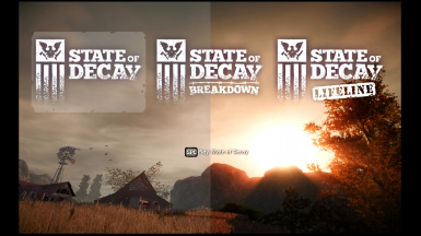 Reshade with SweetFX for State of Decay and YOSE at State of