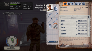 State of Decay Beginners's luck MOD