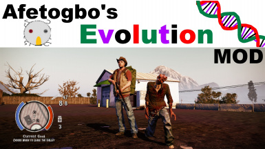Evolution Mod now for Story and Breakdown