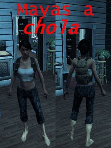 Mayas a chola at State of Decay Nexus - Mods and community