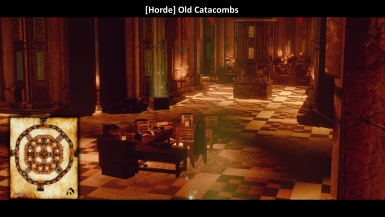 Horde Old Catacombs