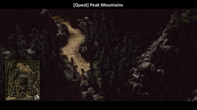 Quest Peak Mountains