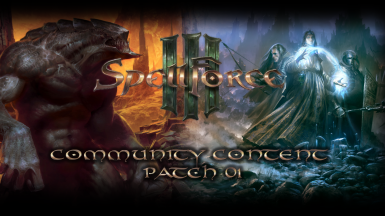 SpellForce 3 - Community Content Patch 01