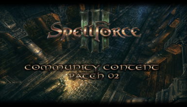 SpellForce 3 - Community Content Patch 02
