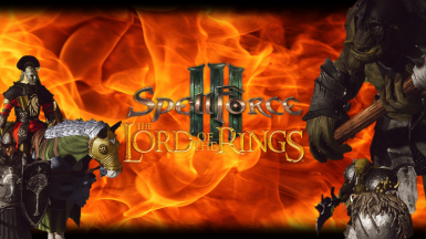 SpellForce 3 - Lord of the Rings Mod Pack (SF3 LotR-Pack)