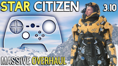 Star Citizen 3.10.1 - Steam Controller Config