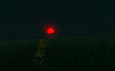 TLoZ BotW Reshade preset  by inkursion With Ray tracing and Reflections (Optimized for low-end)