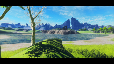The Clover of Hyrule ReShade