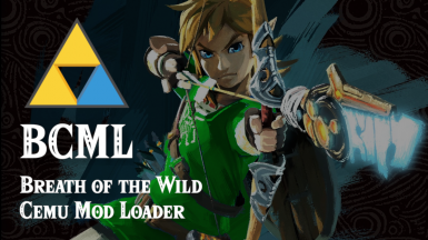 BCML - Breath of the Wild Cemu Mod Loader
