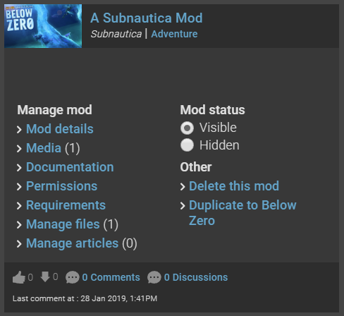 Going Below Zero with Subnautica at Fallout New Vegas - mods