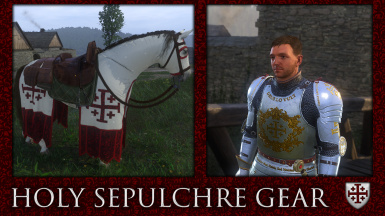 Holy Sepulchre Gear - PTF Edition