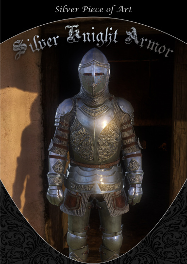 SILVER KNIGHT ARMOR SPOA for KDC