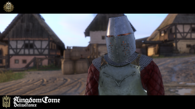 Knight Great Helm - PTF Edition