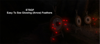 ETSGF - Easy to see glowing Arrow feathers __3-d party PTF Update. Tested on 1.9.6__