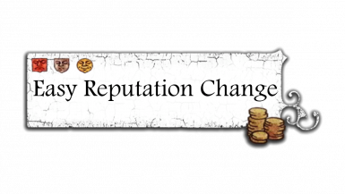 Easy Reputation Change