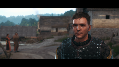 Scarface Henry, Red eyes, Reshade
