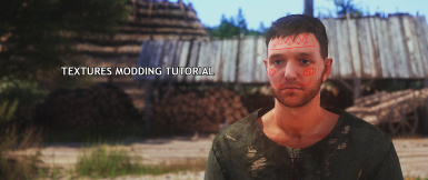 Textures Modding Tutorial without pale face and glossy normals bugs