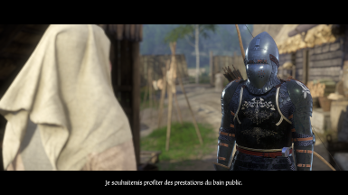 Various retextures - Knight of the flower armor (with some Game of thrones themed caparisons)