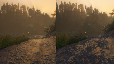 BETTER SHADOWS for LOW and MEDIUM