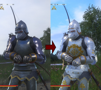 kingdom come deliverance how to get talberg armor