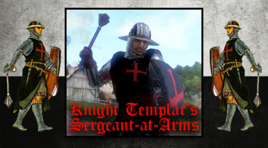Knight Templar's Sergeant-at-Arms at Kingdom Come