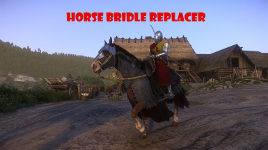 Horse Bridle Replacer