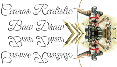 Ceano's Realistic Bow Draw
