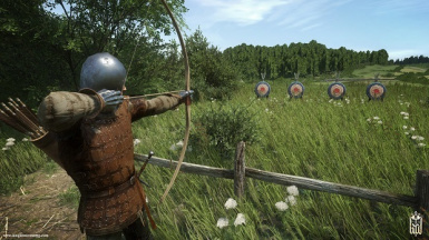 Unlimited Carry Weight Stay Cleaner and Archery Tweaks